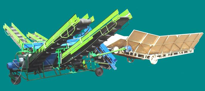 Пункт картофелесортировальный КСП-15Б