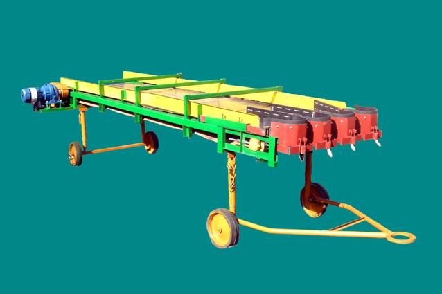 Переборочный стол на КСП-15Б